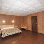 «VIP-апартаменты» 6-ти местные, первая спальня на втором этаже