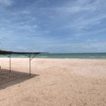 База отдыха «Мастерок», пляж