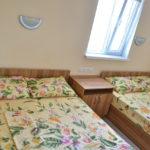 Номер «Люкс» 6-ти местный с кухней и двумя спальнями