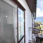 Номер «Люкс» 3-6-ти местный двухкомнатный, балкон