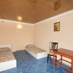 Двухэтажный коттедж, вторая спальня
