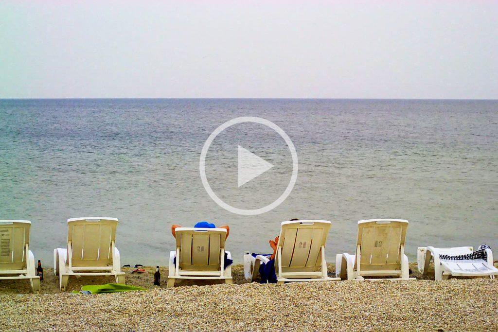 Веб-камера - вид на море