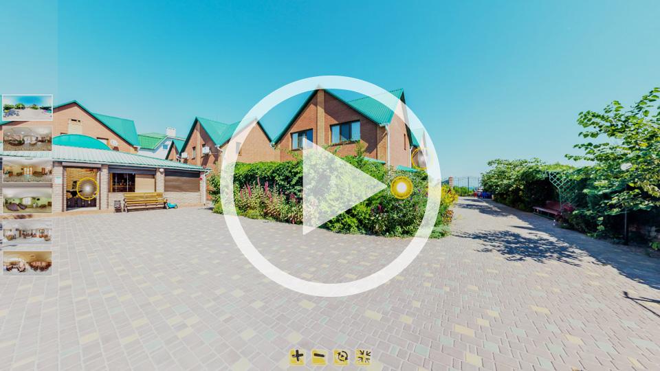3D-тур парк-отеля Альбион в Кирилловке