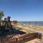 Пляжный отель «Алфей», 2019-й год