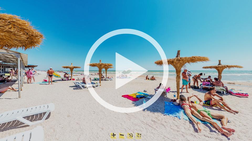 3D-тур базы отдыха Океан в Кирилловке