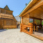 Мини-отель «Остров Сокровищ» в Кирилловке на косе Пересыпь