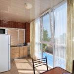 Квартиры 4-х местные двухкомнатные с удобствами