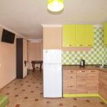 4-х местный номер с кухней