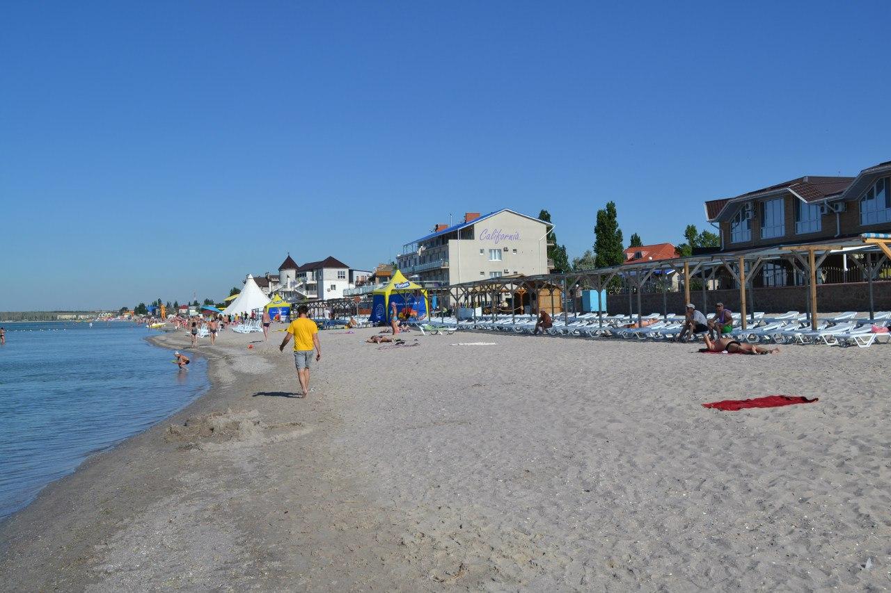 Коблево пляжи отзывы 89
