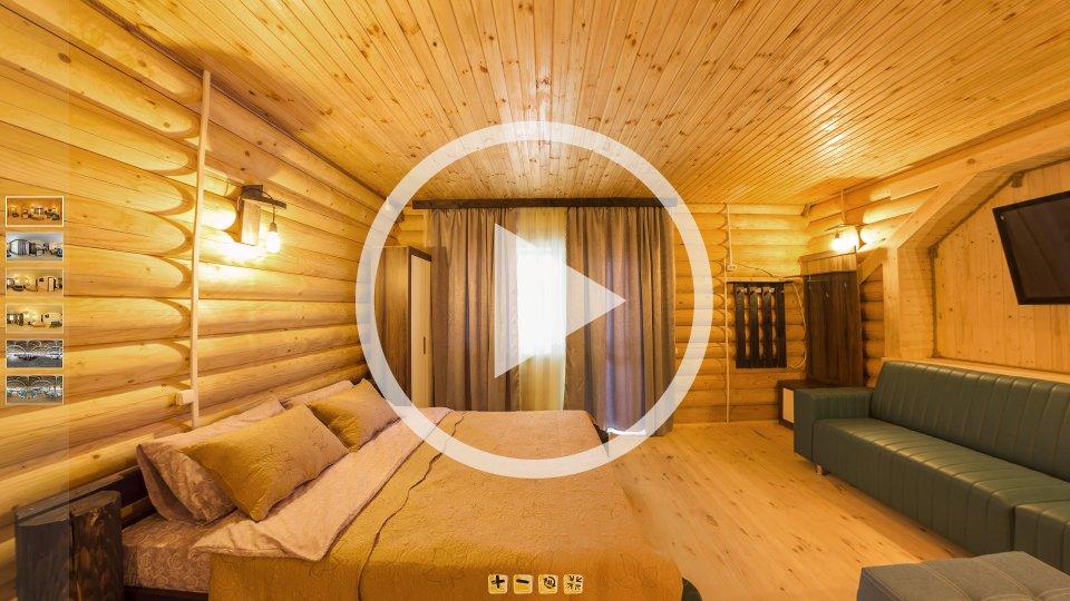 3D-тур отеля Sea-Club Salvador в Кирилловке