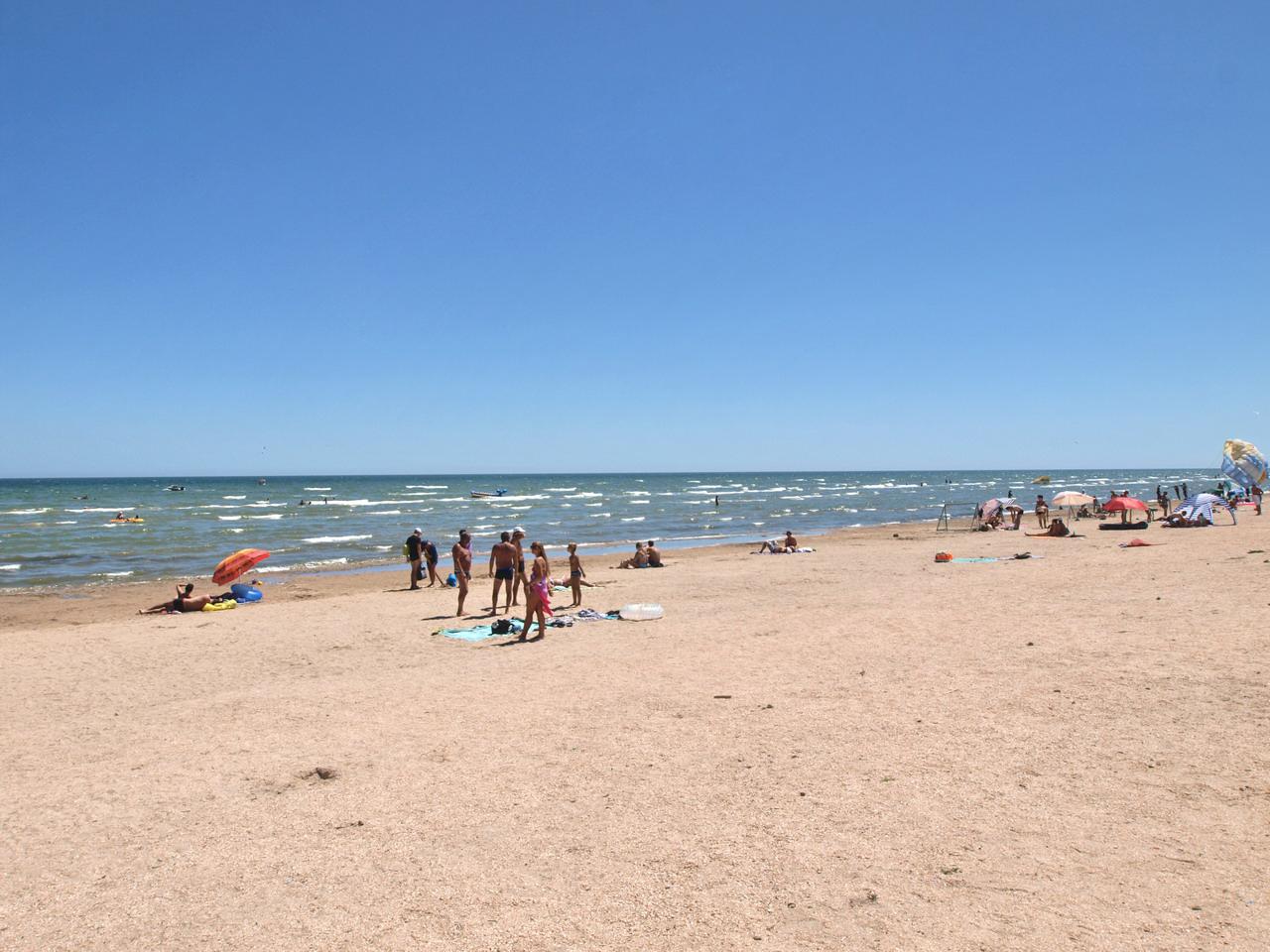 Арабатская стрелка: отдых, отзывы, море, пляж, жилье, горячий источник 79