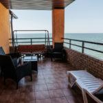 «Люкс» 2-4-х местный с террасой и видом на море