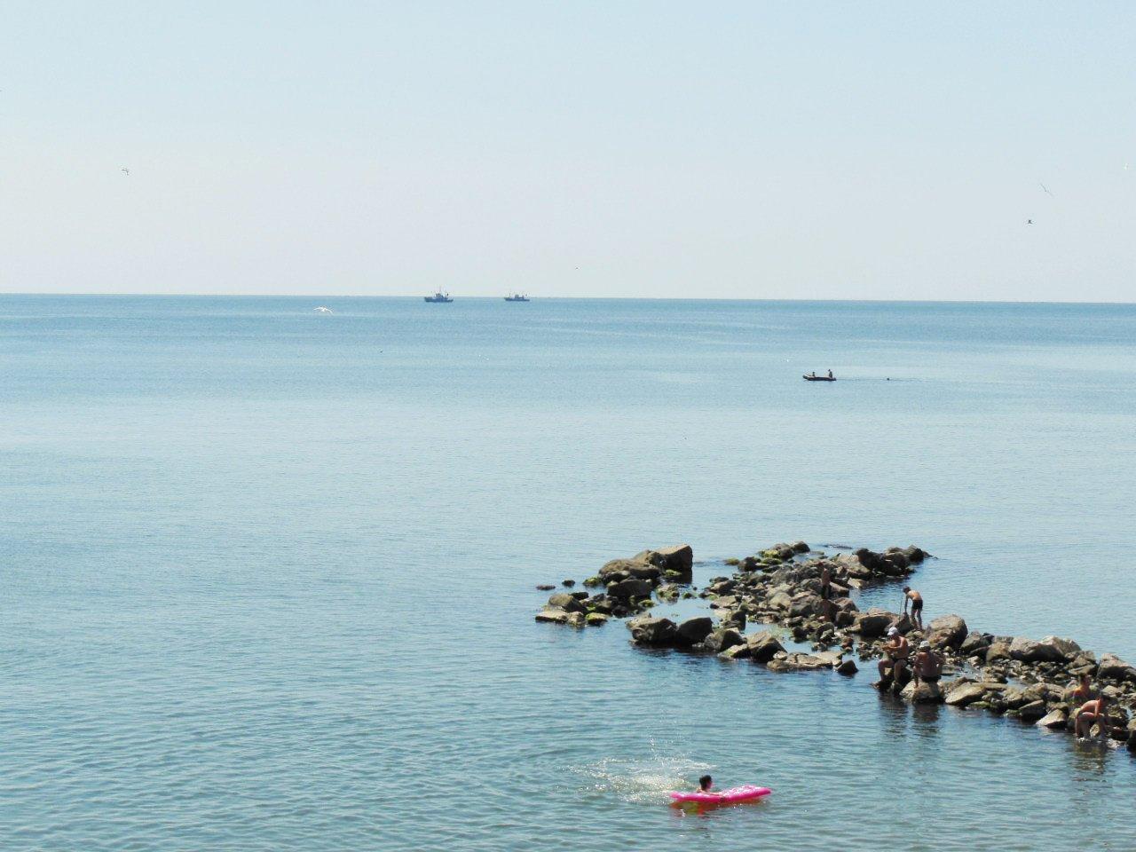 Море в Новопетровке