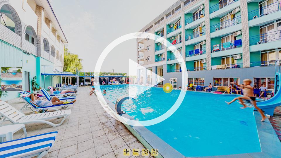 3D-тур гостиничного комплекса Дольче Вита в Железном Порту