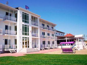 Гостиница «Happy Inn» в Затоке