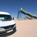 Микроавтобус Mercedes Sprinter компании «СветАвто»