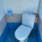 Номер «Эконом», туалет