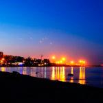 Ночной Черноморск