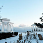 Черноморск зимой, Ирина Василенко