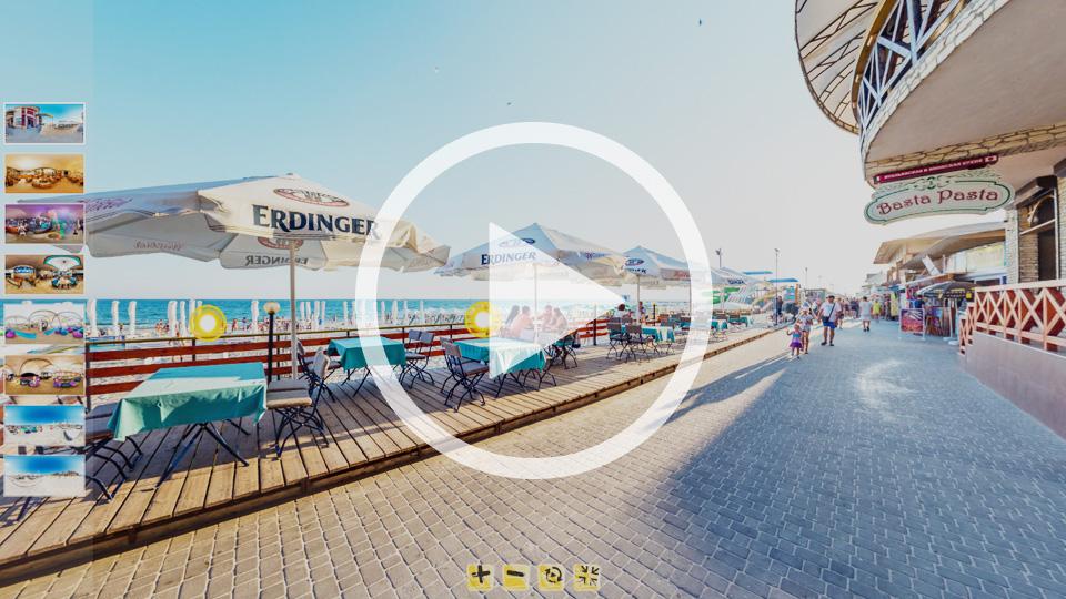 3D-тур ночного клуба Стамбул в Железном Порту