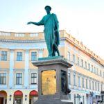 Памятник Дюку Ришелье, Алексей Чумак
