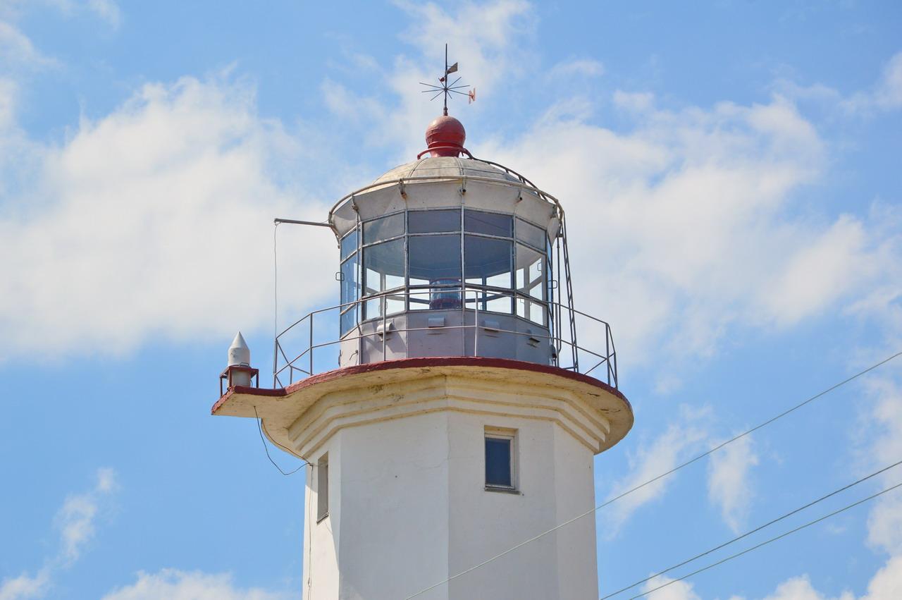 Нижний маяк