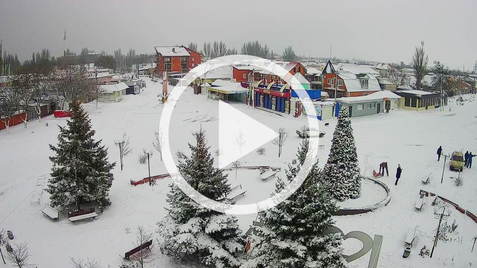 Веб-камера в центре Кирилловки