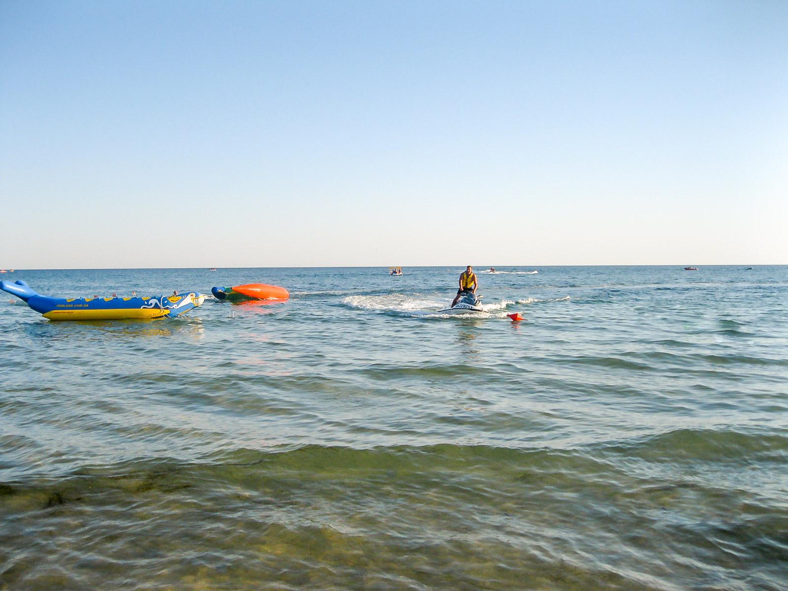 Море в Лазурном