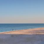 Санаторный пляж