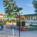 База отдыха «Елена», детская площадка