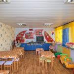 База отдыха «Елена», детская комната