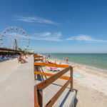 Набережная и пляж