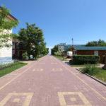 Территория базы отдыха Приморская Галатея