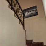 «VIP-коттедж», лестница