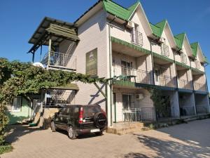 Отель Адажио в Кирилловке