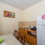 Номер «Люкс» 3-4-х местный с кухонной зоной 2+2 ― 3 этаж