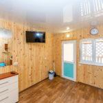 Пляжный домик «Комфорт+»