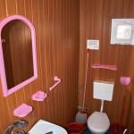 Номер «Люкс» 3-х местный с отделкой декоративной штукатуркой