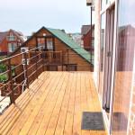 Номера «Люкс» 4-х местные на 3 этаже, балкон