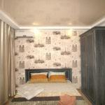 Номер «Duplex» 6-ти местный, спальня на первом этаже