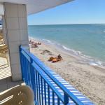 База отдыха Пляжный отель Левада в Кирилловке