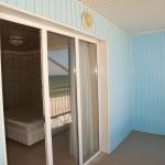 Трехкомнатный люкс №49 - балкон