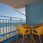 Трехкомнатный люкс №50 - балкон