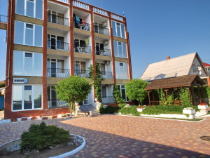 Отель Тихая Гавань в Кирилловке