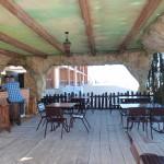 Лаунж-бар на пляже