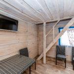Коттедж «Люкс» №9 с балконом