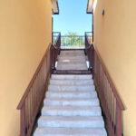 Лестница в корпусах