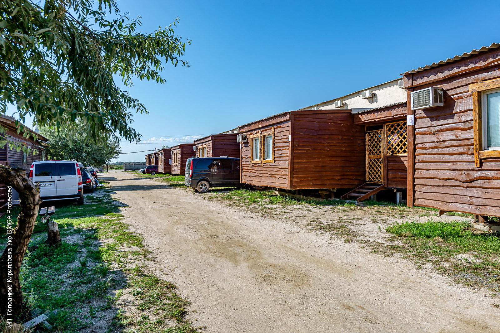 База отдыха «Азов-Шторм»
