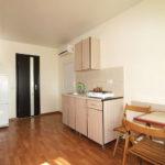 Номер «Люкс» 4-х местный двухкомнатный в коттедже, кухня