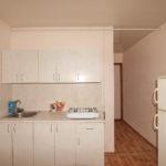 Номер «Люкс» 3-х местный в корпусе, кухня